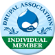 drupal association Mitglied